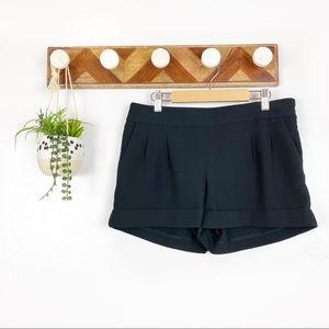 Express | Black Short Shorts